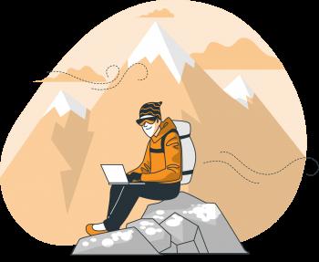 Digital nomad-bro12